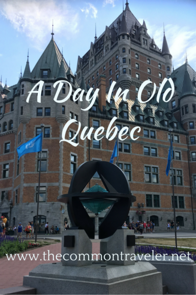 Looking for what to do in a day in Old Quebec, Canada? Here is an easy list on how to see the most out of this UNESCO World Heritage site.. #oldquebec #quebec
