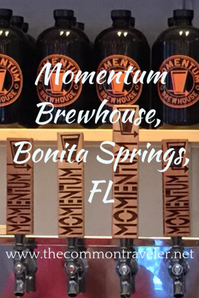 Going to Bonita Beach, Florida? Don't forget to stop by Momentum Brewing for a cool one on your way!