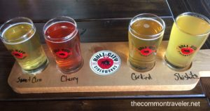 flight of cider