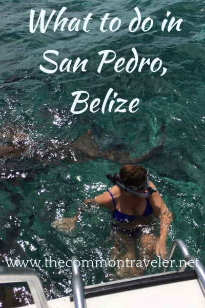 Visiting San Pedro, Belize? There are so many things to do! Here is a list to get you started. #sanpedro #ambergriscaye #belize #barrierreef #sharkalley #centralamerica #caribbean