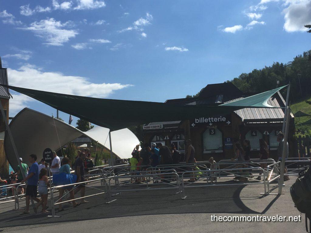 Parc Aquatique Mont Saint Sauveur