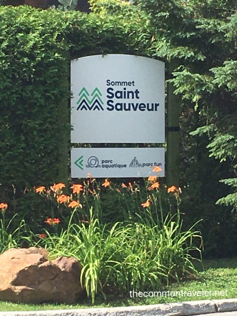Mont Saint Sauveur Sommet Saint Sauveur