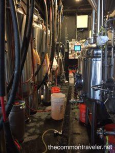 Flagler Village Brewery fermenters