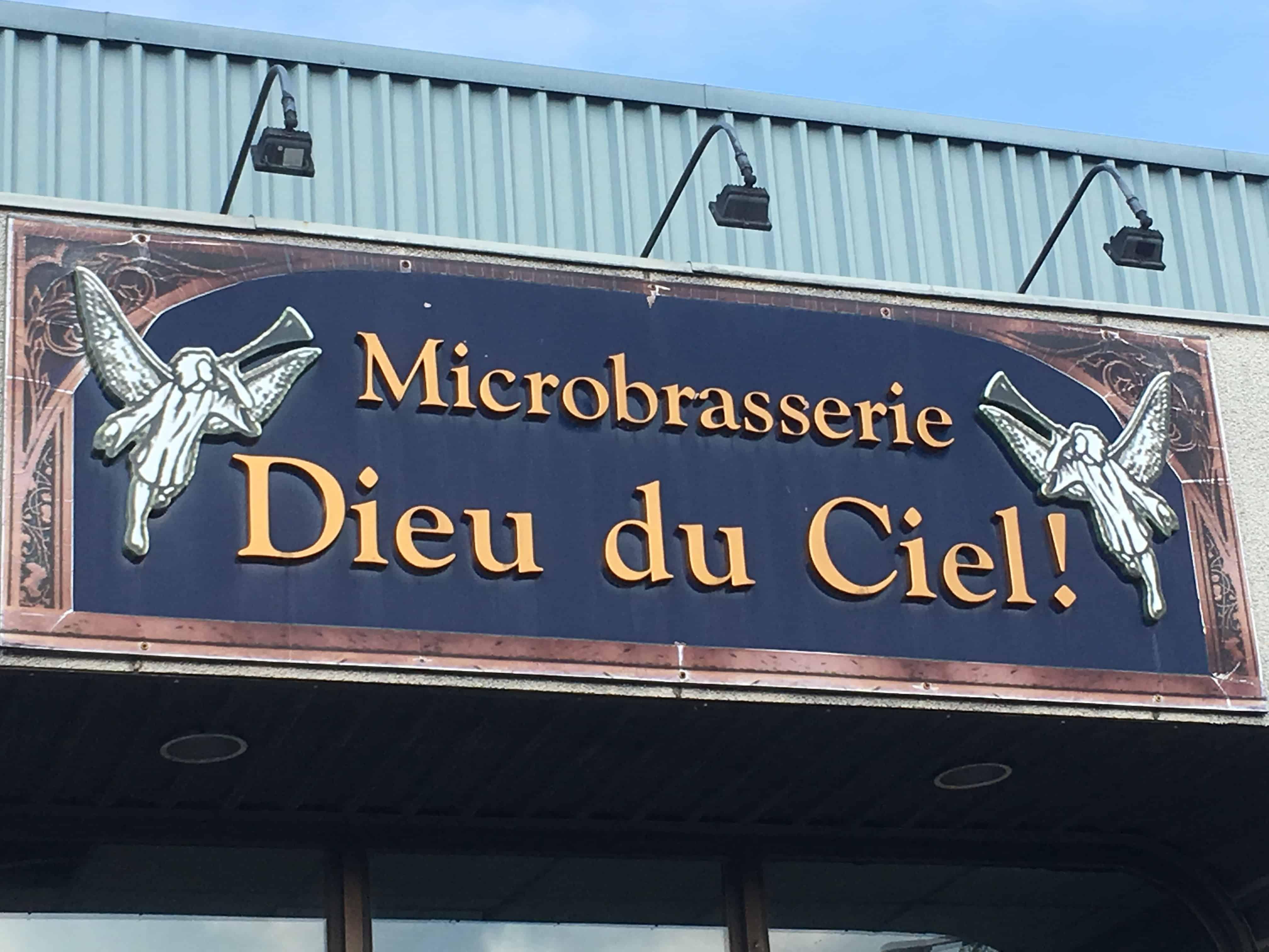 Dieu du Ciel, St-Jérome, Quebec