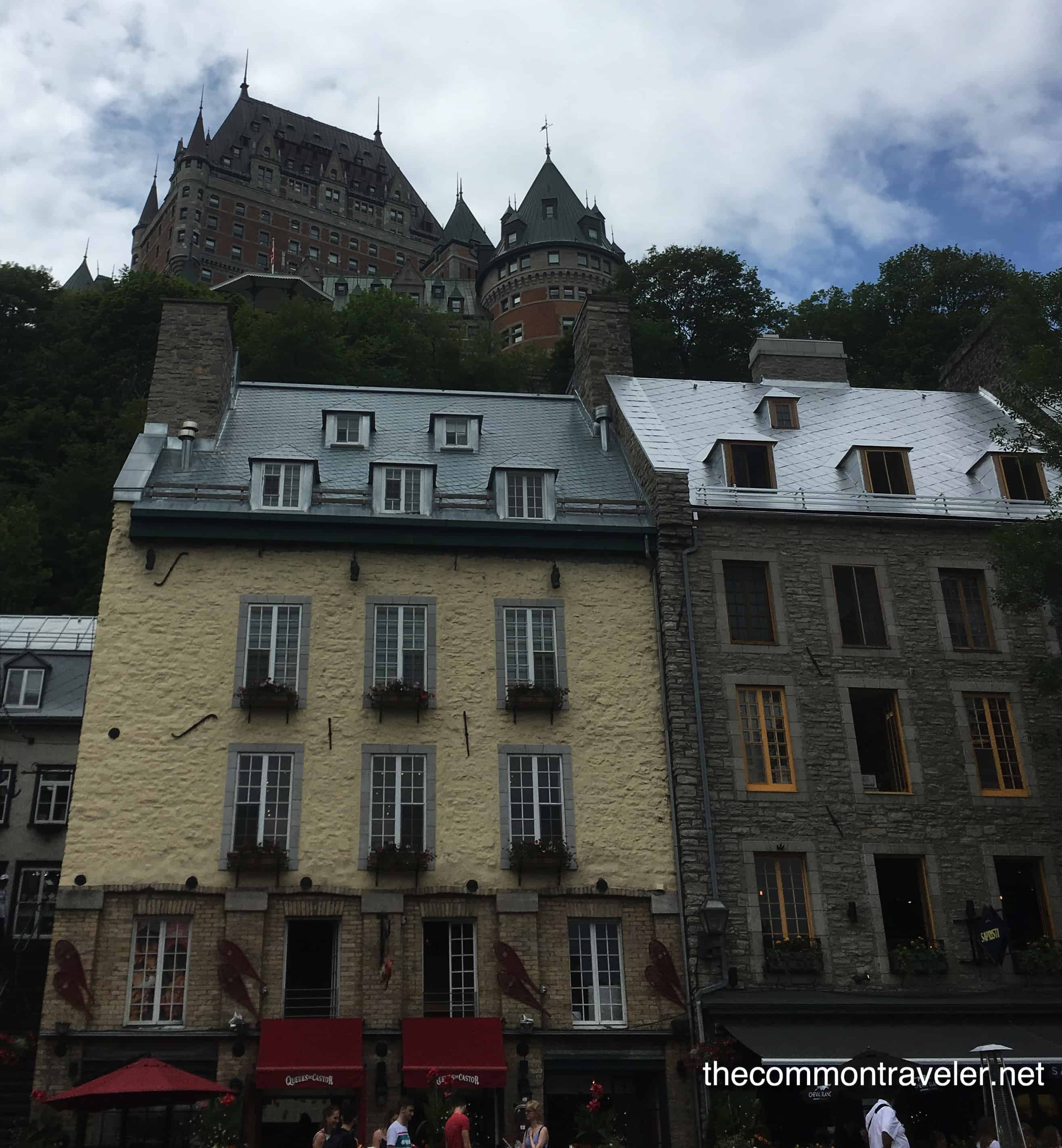 A Day in Old Quebec