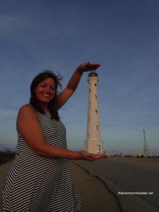 Work With Us California Lighthouse, Aruba