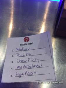 list of beer flight at Mother Earth