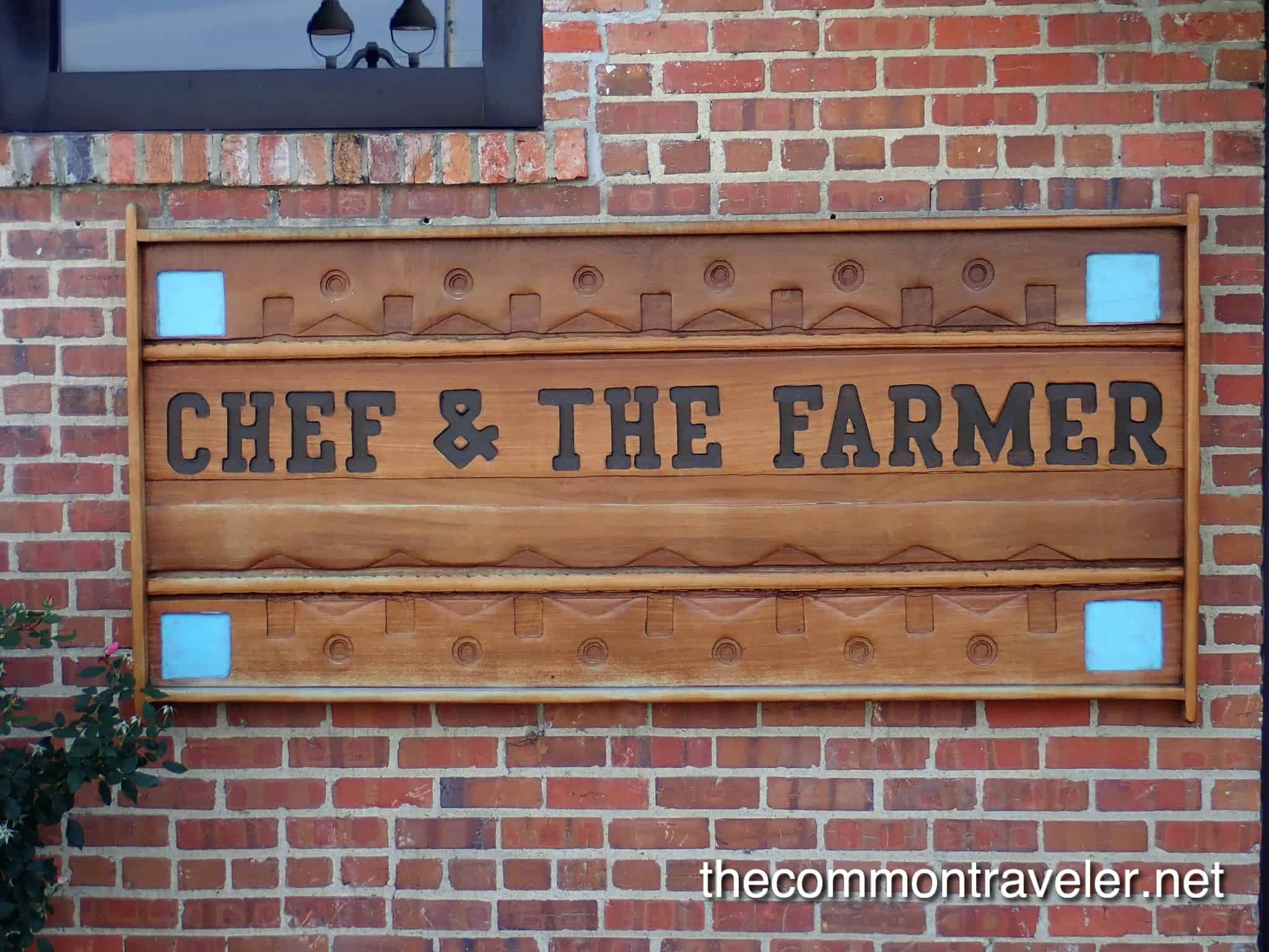 How To Enjoy Chef and The Farmer