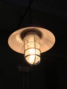 East Branch industrial light
