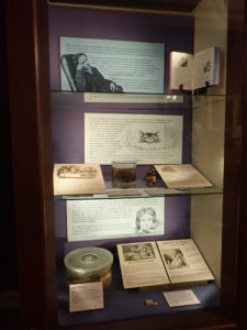 Display in Philadelphia's Mütter Museum