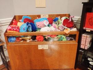 Philadelphia organs stuffed toys