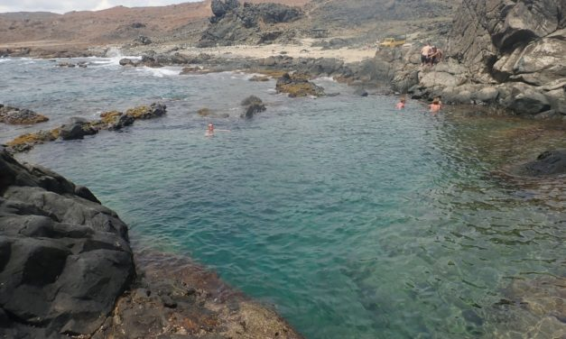 How to Get to The Natural Pool in Aruba – even without a 4×4!