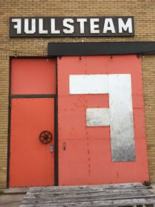 Visit To Durham Fullsteam iconic doors