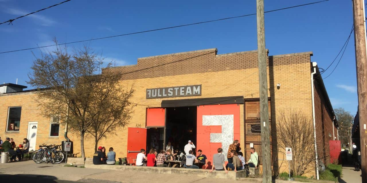 "Applying the ""local"" movement to beer – Fullsteam Brewery"