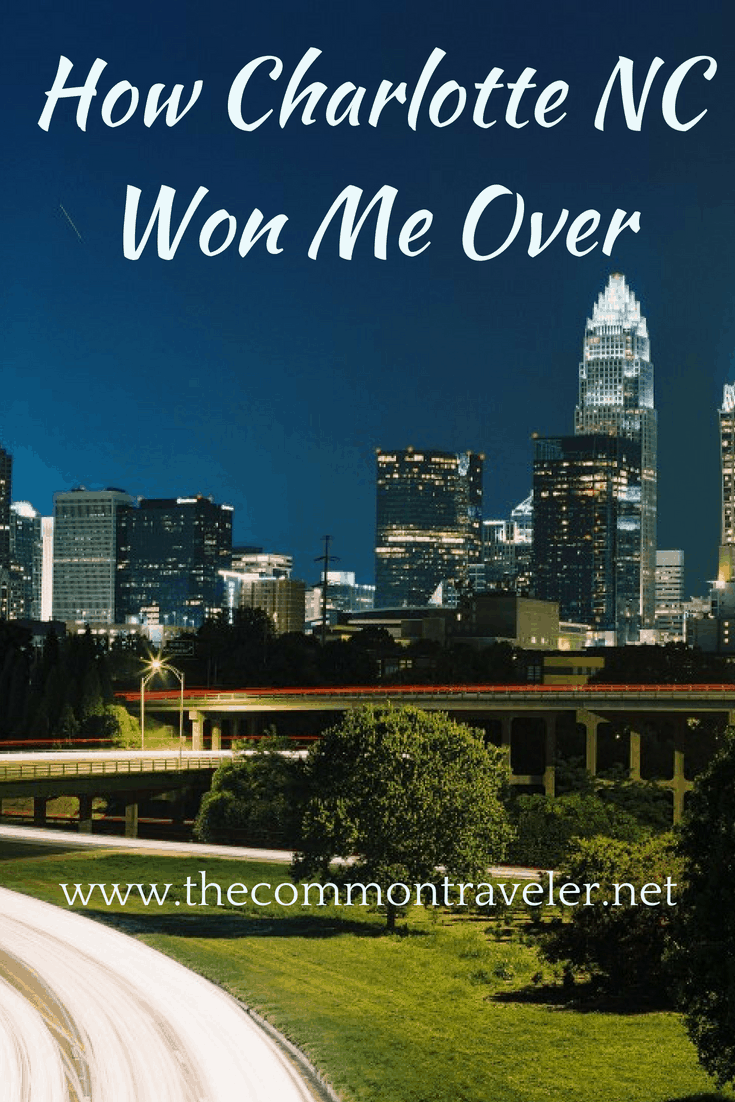 The Ultimate Weekend in Charlotte NC featured by top travel blog, The Common Traveler: All the things that make Charlotte, NC, a great place to live in and visit. #charlotte #queencity