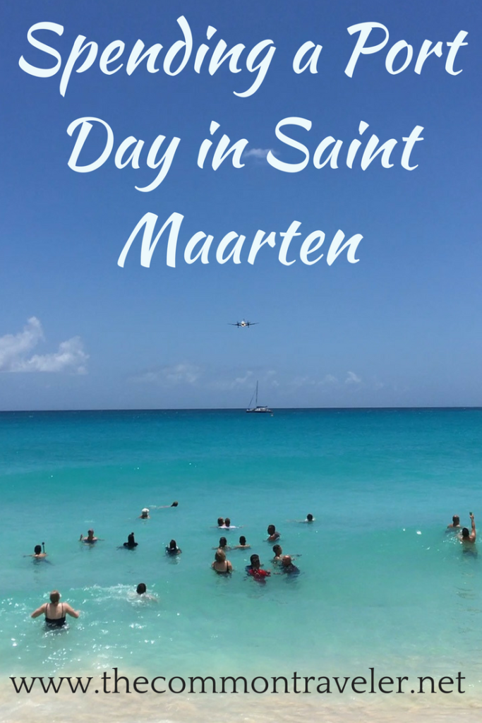 The Best Things to Do in St Marteen on a Port Day featured by top US travel blog, The Common Traveler