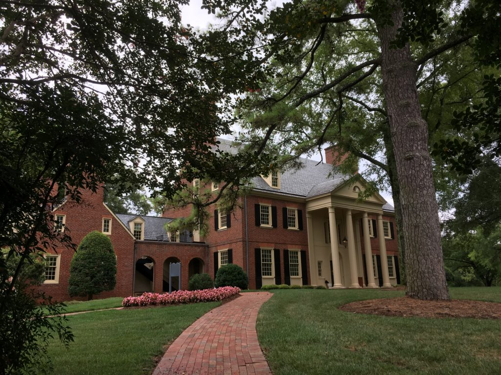 DuBose House at Rizzo Center in Chapel Hill