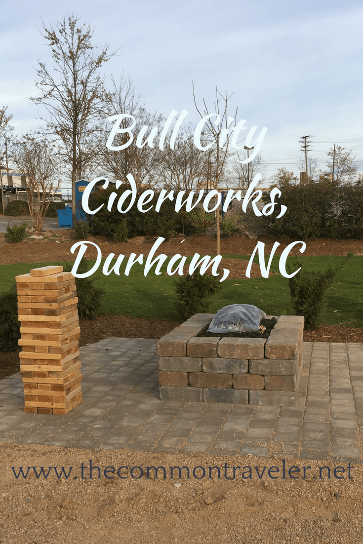 Prefer cider to beer? Bull City Ciderworks in Durham, NC has you covered! Plus it is family-friendly.