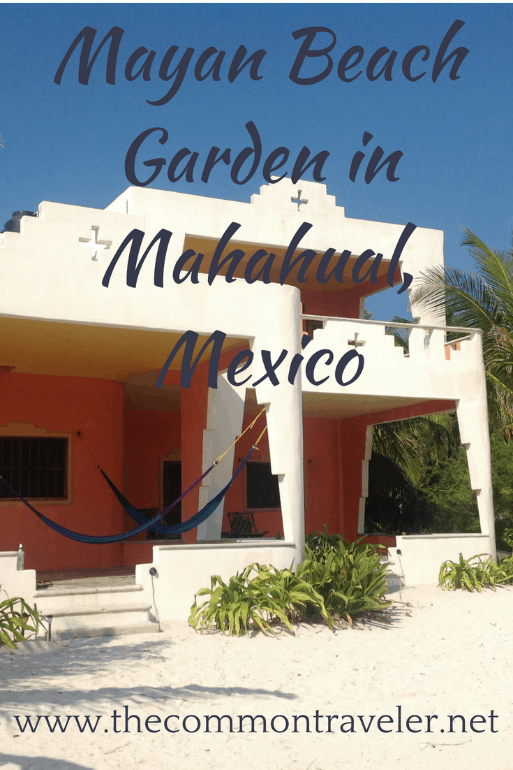 Mayan Beach Garden PG - Mahahual Mayan Garden