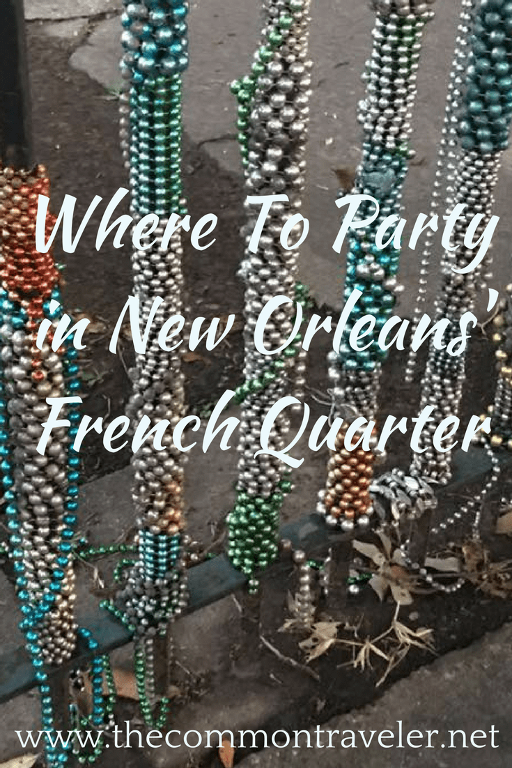 French Quarter  PG - New Orleans