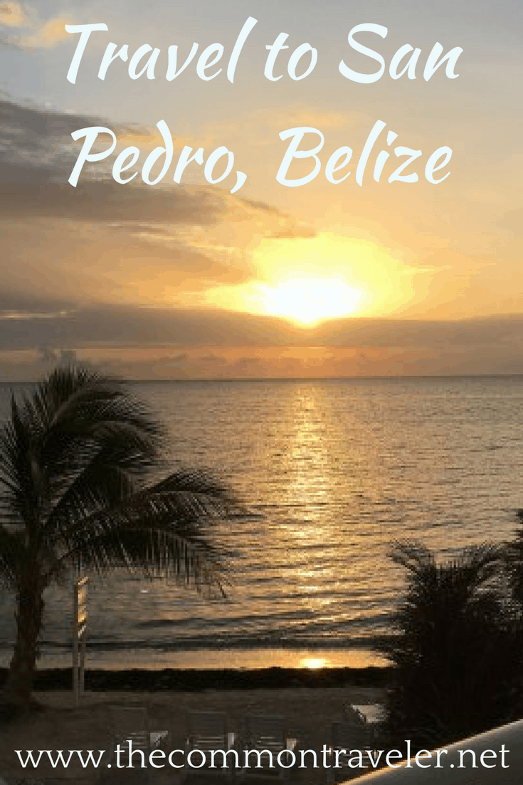 Once you've arrived in Belize City, you'll need to get yourself to San Pedro. Here are some options as well as where to stay.