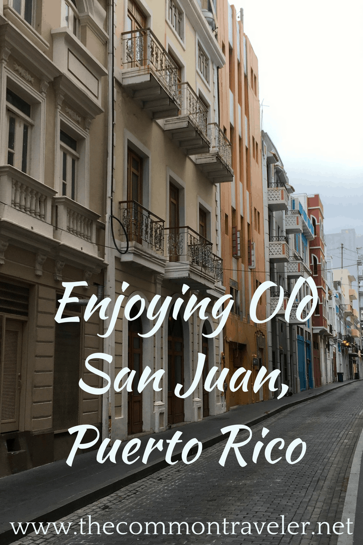 What to do in Old San Juan, Puerto Rico in a day - whether you're just traveling through, a day before or after your cruise, or enjoying a port day.