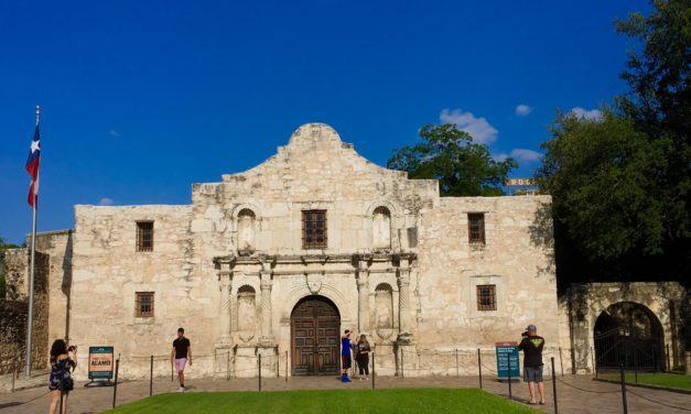 The Alamo – A Place With Its Own Battle Cry!