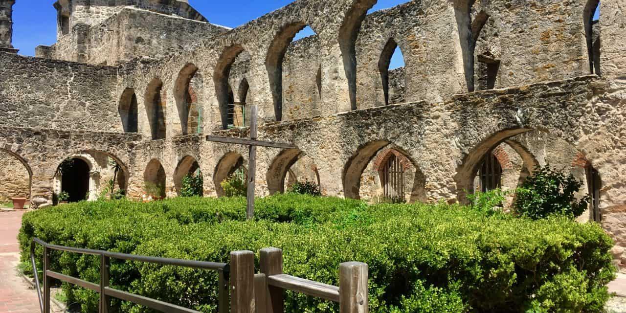 Visiting San Antonio Missions