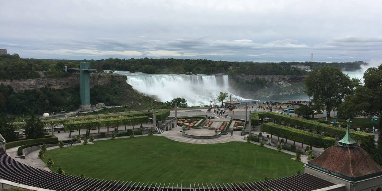 Sheraton on the Falls, Niagara Falls, Ontario,  Canada
