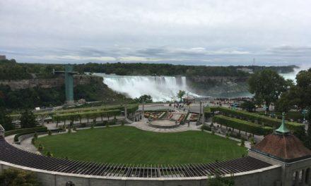 Sheraton on the Falls, Niagara Falls, Ontario,  Canada