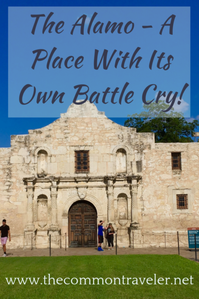 You can't miss The Alamo if you're in San Antonio, Texas, USA. Here are some tips to know before you go.
