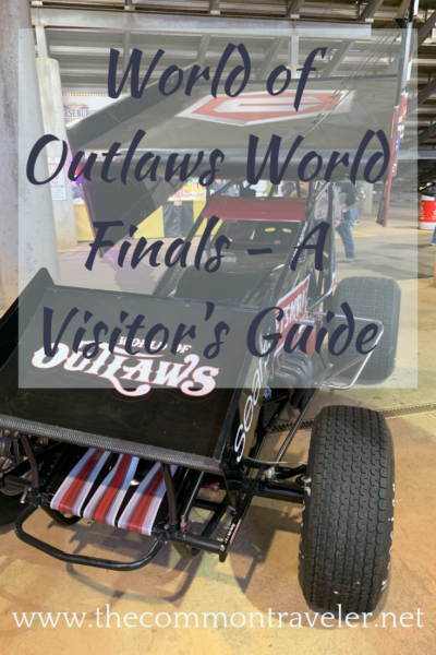 What to expect and tips to improve your experience at the World of Outlaws World Finals in Concord, NC.