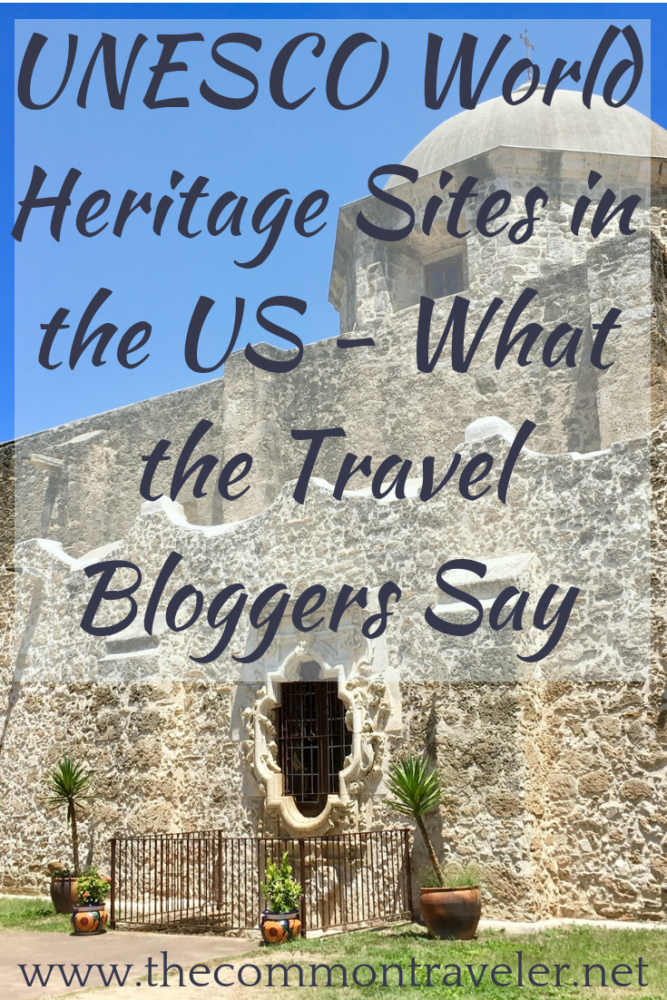 Check out what travel bloggers have to say about the 24 UNESCO World Heritage Sites in the US. #UNESCO #USUNESCO