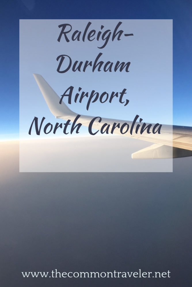 Raleigh-Durham Airport (RDU) - North Carolina's up and coming airport!
