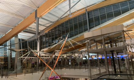 Raleigh-Durham's Airport