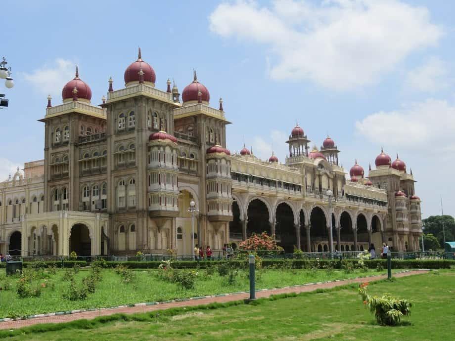 castle in Mysore India