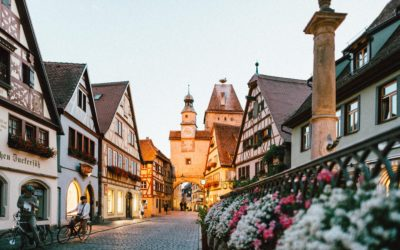 Travel Bloggers' BEST PLACES TO VISIT IN EUROPE