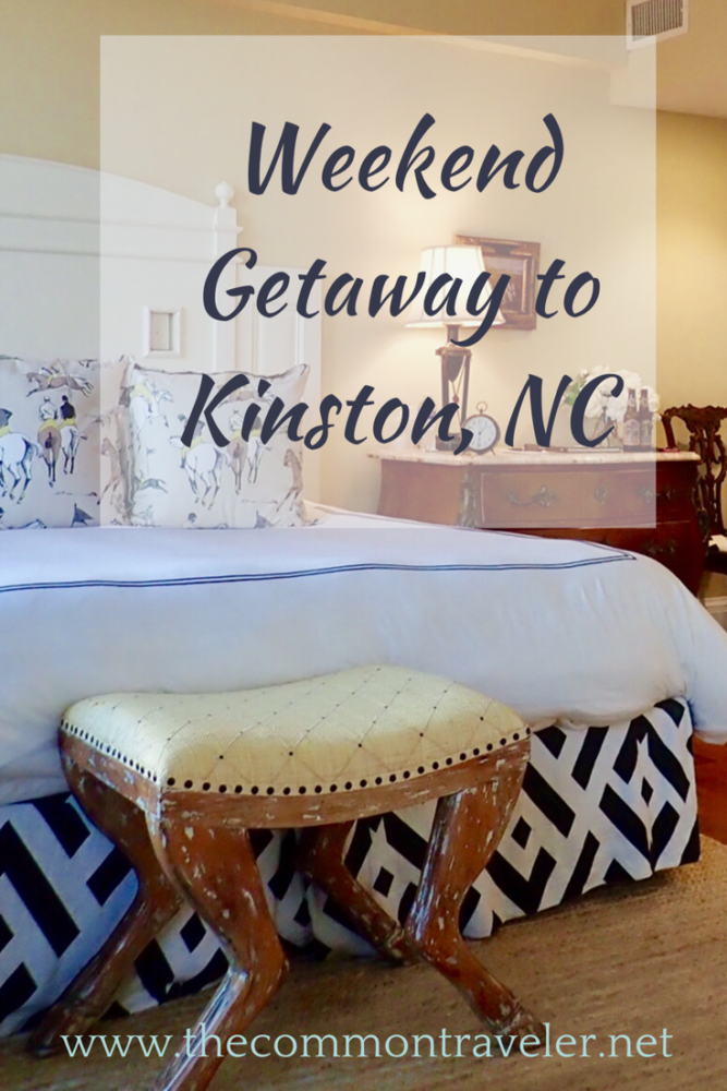 Foodies and romantics, plan your weekend getaway to Kinston, North Carolina, USA, with this list of things to do.