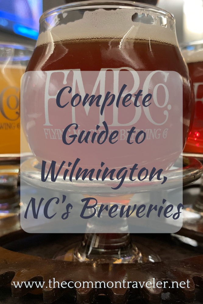Complete guide to all Wilmington, NC, USA's breweries, including description, addresses, and website links. #ncbreweries #wilmingtonnc