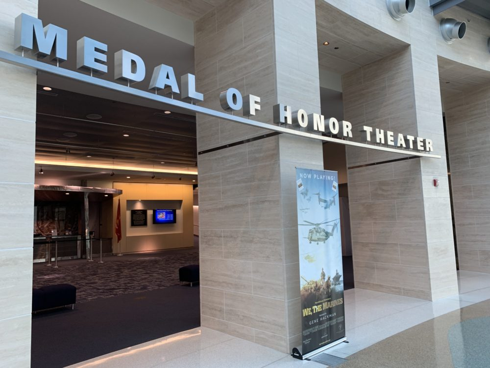 Medal of Honor Theater at the Marine Corps Museum