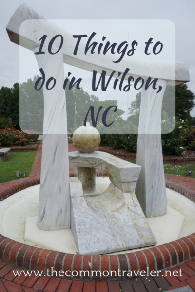 10 Things to do in Wilson, NC, USA