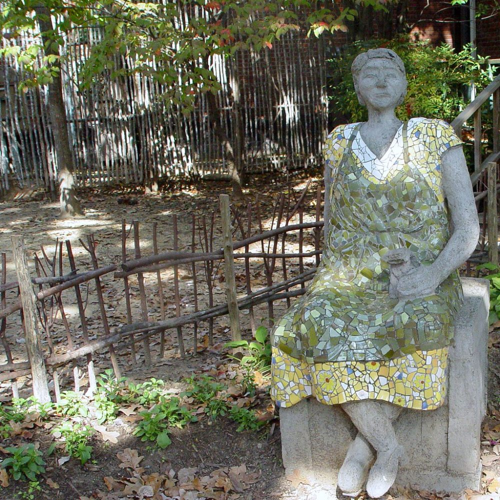 dressed statute in Carrboro, NC