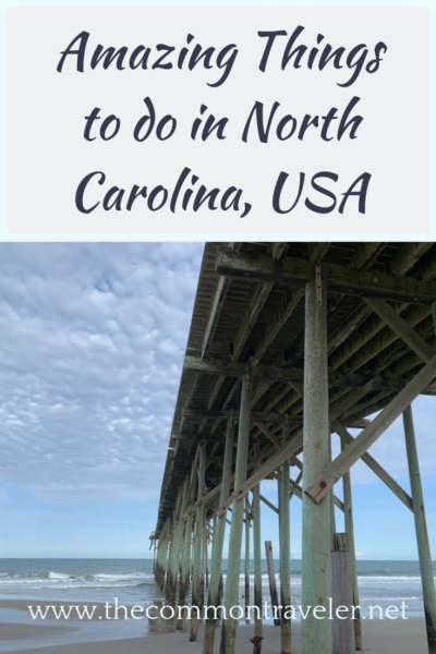 Looking for the can't miss things to do in North Carolina? You've found them! From the east coast to the western mountains, from active to laidback, you're sure to find something for everyone. #NC #NorthCarolina