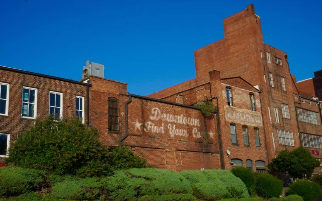 A Walking Tour of Downtown Durham's Murals