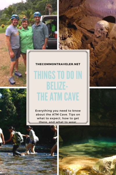 Visiting ATM Cave in Belize featured by top travel blog, The Common Traveler.