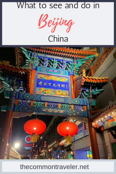 World travelers share their top best things to do in Beijing, China. #china #beijing