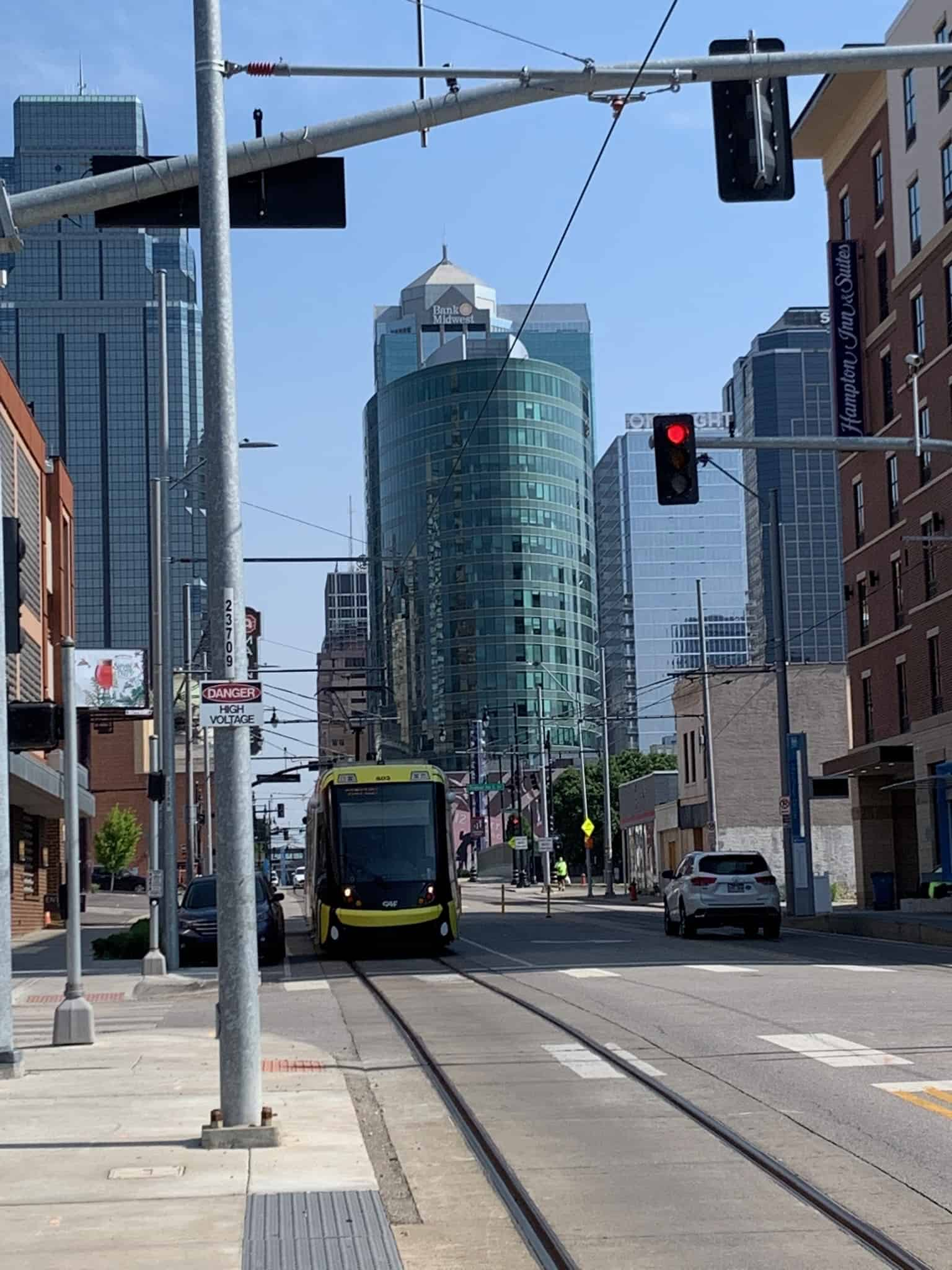 streetcar in Kansas City