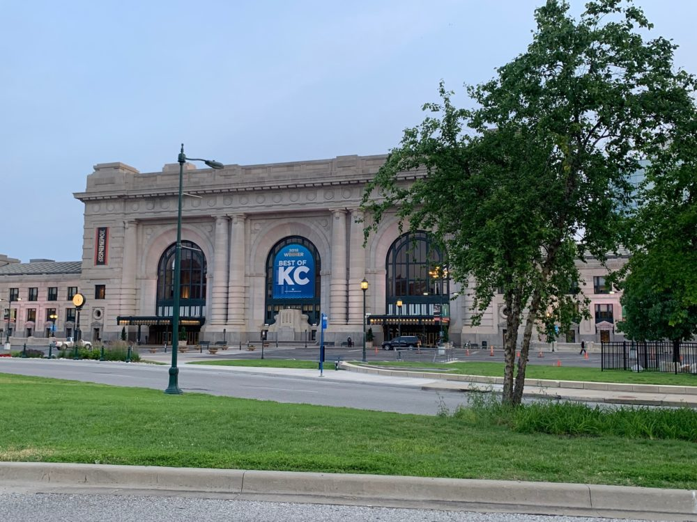 KC Union Station building