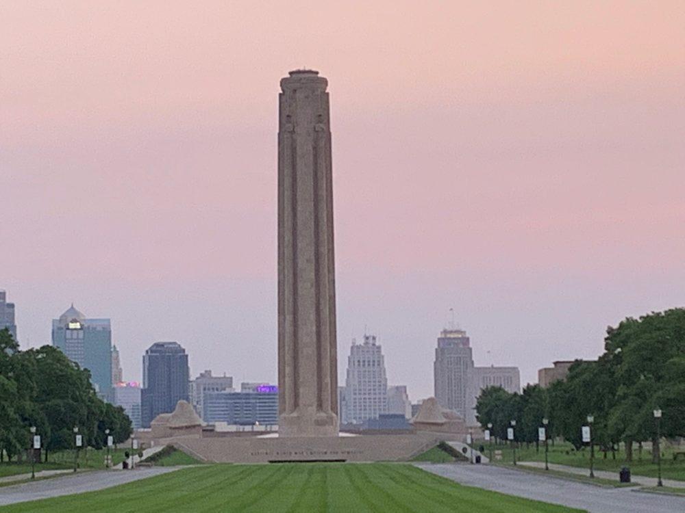 WWI Memorial in KC