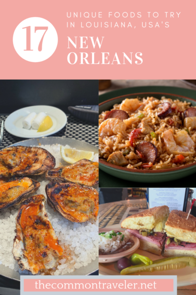 Looking to try some typical New Orleans foods? Find the unique tastes of New Orleans and the best restaurants to try them. #nola #neworleans